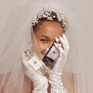 送香氛2件套 对ta说Yes I doJo Malone 婚礼蕾丝系列香氛 婚礼伴手礼首选