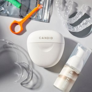 Grand Prize worth $600Candid Aligners Book Appointment