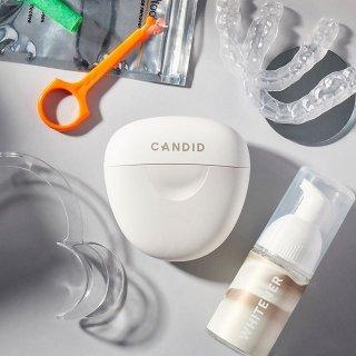 免费3D扫描 + $250优惠券独家:Candid 隐形牙套门店问诊优惠