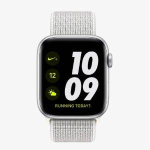 折扣区额外8折 £338收苹果表Apple Watch Nike+罕见降价 速来Nike官网 配件区捡漏