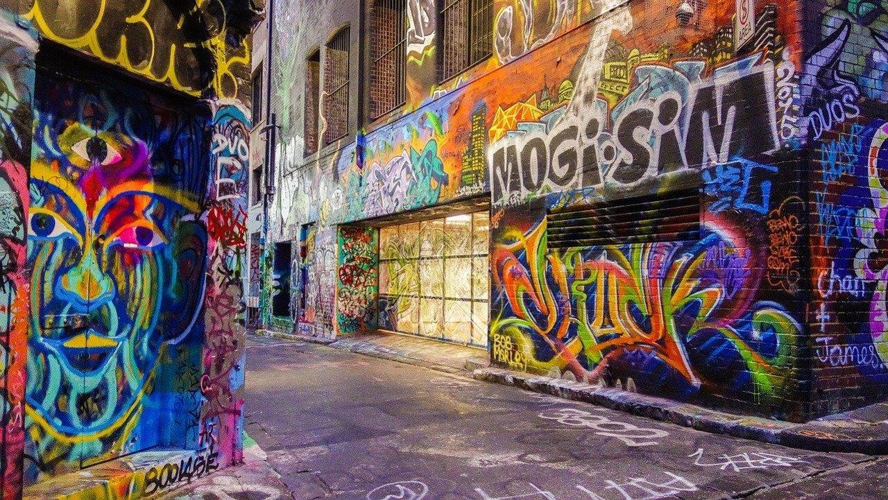 多伦多必打卡的网红涂鸦墙,惊艳朋友圈就靠它们了!
