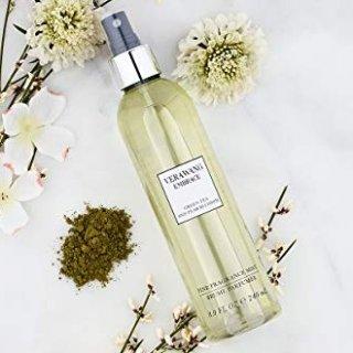 $2.55Vera Wang Embrace Body Mist for Women Green Tea and Pear Blossom Scent 8 Fluid Oz. Body Mist Spray. Bright, Modern, Classic Fragrance @ Amazon