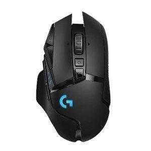 $199 + 送RGB游戏键盘Logitech 罗技G502 无线电竞鼠标 能否延续经典