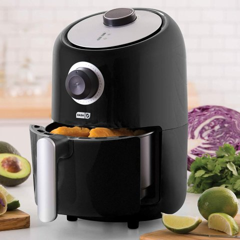 $48.99DASH Compact Electric Air Fryer + Oven Cooker