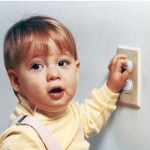$2.99Mommy's Helper 婴儿电源插座保护盖 36个