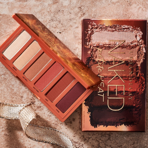 $27Urban Decay Naked Heat眼影盘