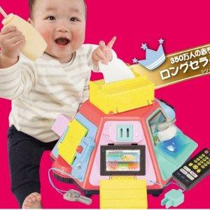 1岁内宝宝也能玩到high日本人气儿童早教玩具 350万妈妈的选择 益智趣味满分
