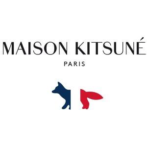 线上折扣+额外8.5折法国12.12 MAISON KITSUNÉ 惊现好价 法国小狐狸来啦