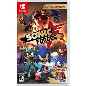 SegaSonic Forces for Nintendo Switch - Nintendo Game Details