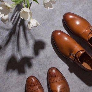 Extra 40% OFFClarks、Tommy Hilfiger、CK Men's Shoes Sale