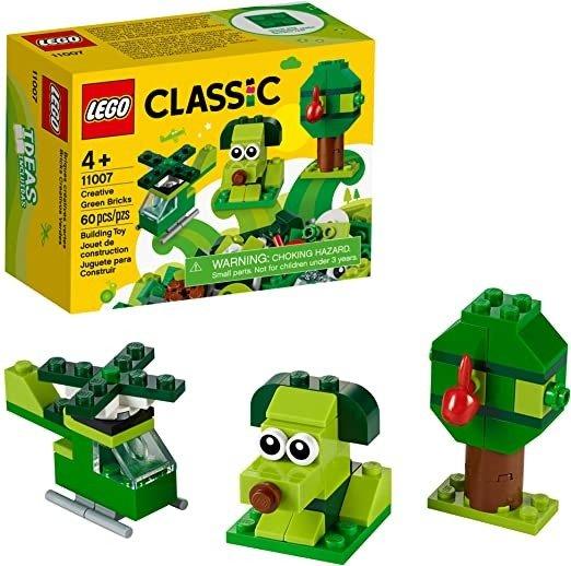 绿色创意盒60片