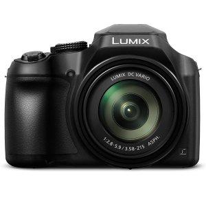 $37.50巴哥价:PANASONIC LUMIX FZ80 60x变焦 数码相机