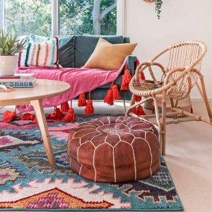 低至1.5折 提升幸福感Rug Culture 精选奢华地毯热卖 高颜值家居装饰物