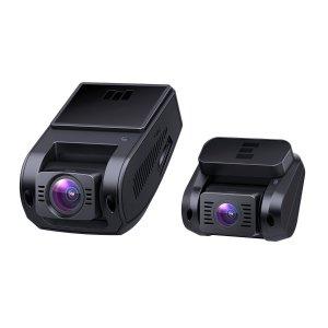 $134.99(原价$179.99)闪购:AUKEY  DR02 D 双镜头行车记录仪  1080p 170° 夜视