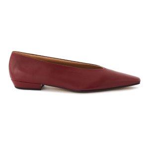 Bottega Veneta加拿大$972Almond 奶奶鞋