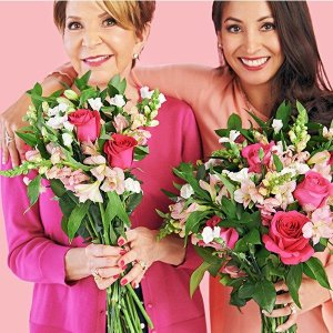 Free $40 Voucher+Free shippingSelect Flowers @ The Bouqs