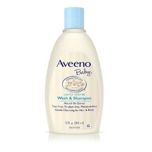 AveenoBaby Wash & Shampoo