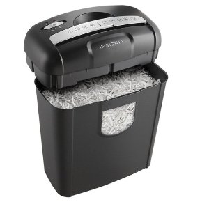 From $24.99Select Insignia Crosscut Shredder @ Best Buy