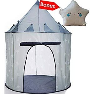 $12.99起儿童游戏小帐篷热卖,属于孩子的秘密基地