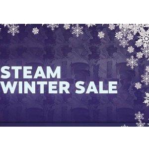 Save BigWinter Sale @Steam