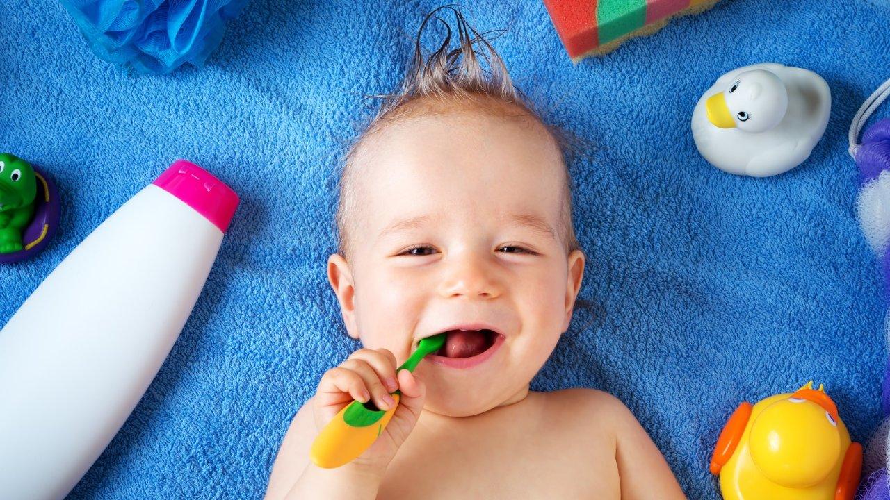 宝宝长牙注意事项,宝宝牙齿护理知识大全
