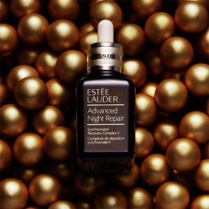 满额送白金系列好礼Estee Lauder ANR 系列促销 入小棕瓶精华