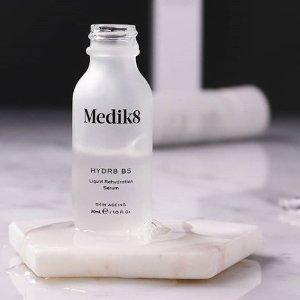 低至6.5折 + 额外9.4折11.11独家:FacialCo 精选 Medik8、Mama Mio和Ecoya护肤和香薰产品热卖