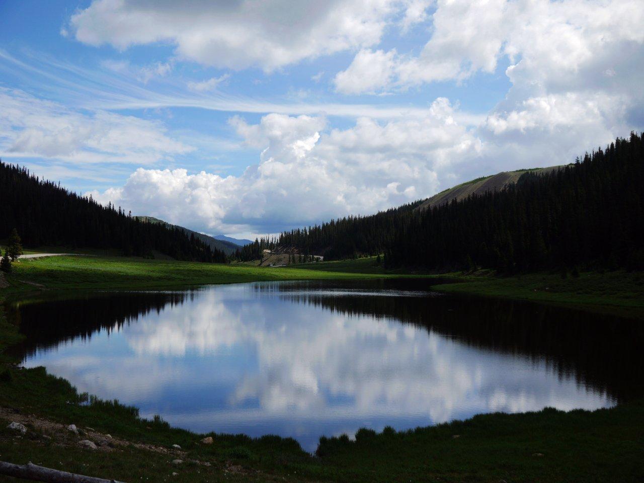 高海拔徒步Rocky Mountain National Park之旅