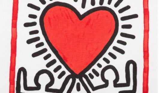 Uniqlo X Keith Haring 波普艺术联名上市Uniqlo X Keith Haring 波普艺术联名上市
