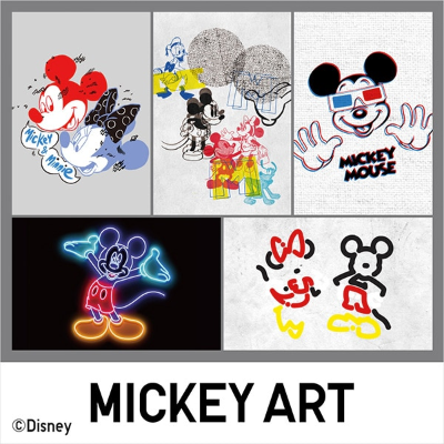 £12.9起 超萌米老鼠带回家UNIQLO X Mickey Art 合作款登场 米老鼠+唐老鸭=童年回忆杀