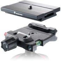 Manfrotto MSQ6 相机专用 三脚架快装板