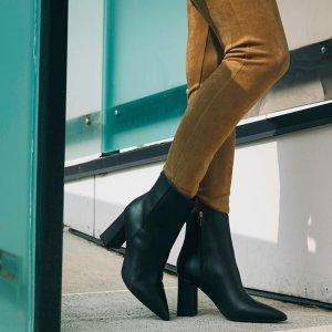 额外7折Nine West 全场美鞋热卖 收秋冬踝靴