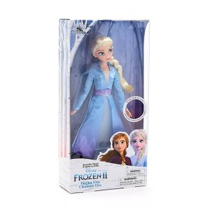 Disney冰雪奇缘2 Elsa人偶