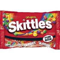 Skittles 经典彩虹糖 迷你独立包装版