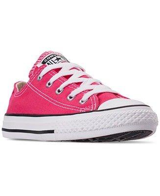 女小童运动鞋