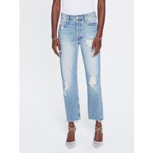 Mother牛仔裤