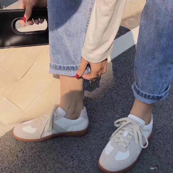 经典德训鞋
