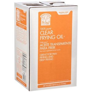 Bakers & Chefs Clear Frying Oil (35 lbs.) - Sam's Club