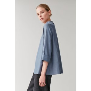 2 for $135STAND-UP COLLAR TOP