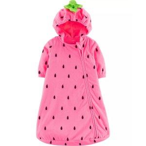 Carter'sStrawberry Sleep Bag