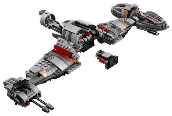 星战系列 星球保卫战75202 (746 Pieces)