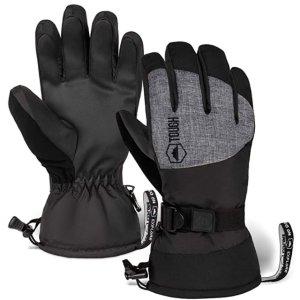 低至6.9折限今天:Tough Outdoors 手套、护耳等户外护具促销