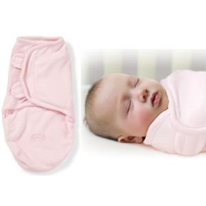 $9.18(原价$16.99)SwaddleMe 婴儿襁褓睡袋(粉色大号)