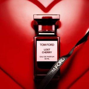 低至5.2折£69收午夜兰花香Tom Ford全线美妆香水大降价 橙花香、樱桃香都有