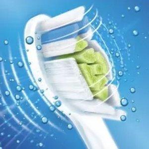 $27.15(原价$39.99)Philips Sonicare Diamondclean 钻石电动牙刷替换刷头 2个装 两色可选