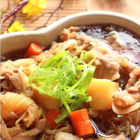Mother's WarmthJapanese Potato Braised Pork