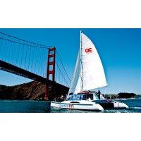 旧金山湾区 90分钟帆船巡航