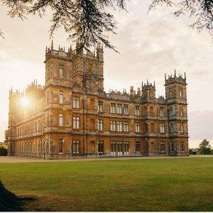 £150(约€170)/晚 10月1日开放预订全球拼手速《唐顿庄园》拍摄地城堡上线Airbnb 仅限11月26日一晚