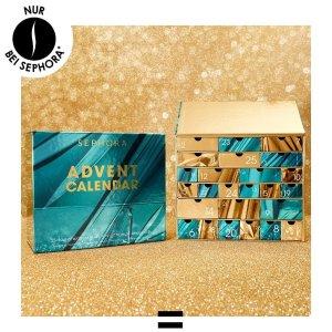 变相3.7折 仅€109.95 价值€295惊喜上新:Sephora 2020圣诞日历礼盒 收25件护肤美妆好物