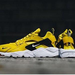NikeAIR HUARACHE RUN PREMIUM ZIP运动鞋